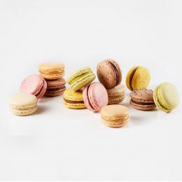 Boite 12 Macarons assortis