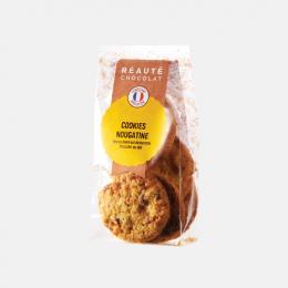 Cookies nougatines 250g