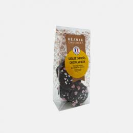 Sablés enrobés chocolat noir FDM21 100g