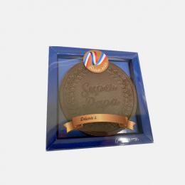 Médaille super papa 95g