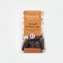 Caramel beurre salé noir 100g