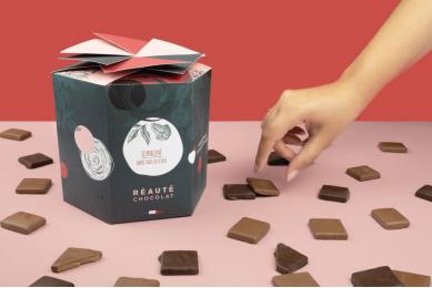 Rentrée Praliné Réauté Chocolat