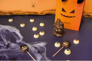 Des chocolats affreusement délicieux pour Halloween !